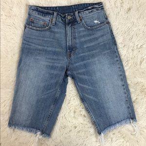 Lucky Brand Pins Bermuda Shorts 4/27
